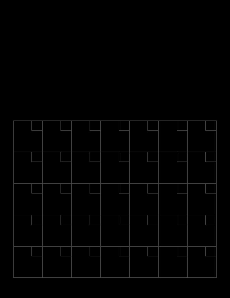 undated calendar templates
