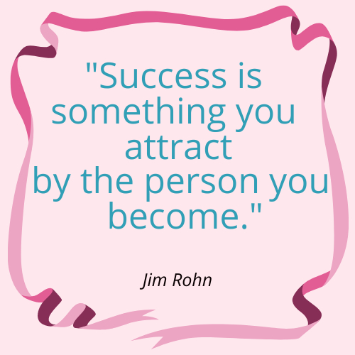 successful habits quote